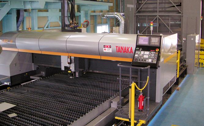 LMXⅦ30-TF6000 6段ストッカー付